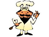 Chef indicating `perfect`