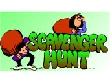 `Scavenger Hunt` with two teenagers looking for items