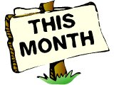 Signpost `This Month`