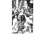 Bearing the Cross (Engraving by Durer, 1512)