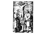 Christ on the Cross (Engraving by Durer, 1511)