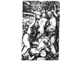 The Capture of Christ (Kiss of Judas) (Engraving by Durer, 1508)