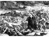 Defeat of the Philistines by the Israelites