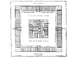 Plan of Solomon`s temple