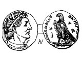 Coin of Ptolemy I