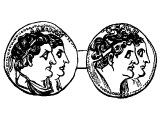Coin of Ptolemy II