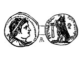 Coin of Ptolemy IV