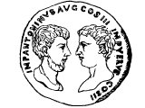 Coin of Aurelius and Verus