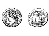 Coins of Nero