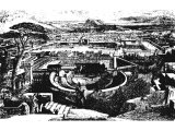 Imaginary restoration of the city of Ephesus. Heading to the Epistle to the Ephesians