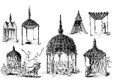 Tabernacles, of various designs