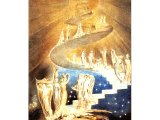 Jacob`s Ladder, by William Blake - British Museum
