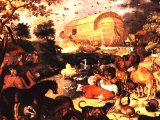 The Animals Entering Noah`s Ark, by Jacob Savery II - Private Collection