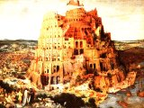 The Tower of Babel by Pieter Bruegel the Elder (c.1525-1569) Kunsthistorisches Museum, Vienna