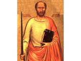 St. Paul, by Bernardo Daddi, 1333 - Andrew W. Mellon Collection