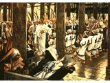 The Multitude in the Temple, from The Life of Jesus Christ by J.J.Tissot, 1899