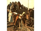 Christ carried to the Tomb, from The Life of Jesus Christ by J.J.Tissot, 1899