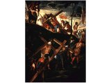 The Road to Calvary - Tintoretto