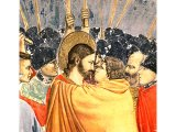 The Kiss of Judas (detail) - Giotto