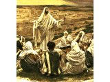 The Lord`s Prayer, from The Life of Jesus Christ by J.J.Tissot, 1899