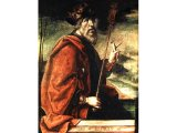 Ezra - Spanish artist Berruguete (1450-1504)
