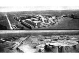 Palace of Darius and Artaxerxes, as it is and reconstructed in Esther`s day, as Susa