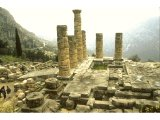 Delphi - Apollo temple
