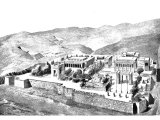 Persepolis - the halls and buildings of the Persian kings.