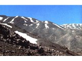 Mount Hermon is snow-clad for many months of the year.