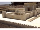 Jerusalem - Model - Temple - Holy of holies