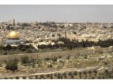 Jerusalem - Temple mount - From Mt of Olives