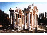 Aphrodisias - Temple of Aphrodite