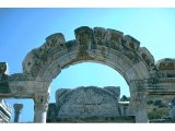 Ephesus - Arch (Temple of Hadrian)