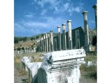 Pergamum - Lower site - Asklepieion - North Gallery
