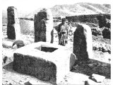 Each city of the Canaanites had one or more sacred standing stones, which represented Baal or its own protective deity. Gezer possessed an alignment of such pillars on its `high place.`