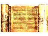 Scroll of the Book of Isaiah.(Luke 4.17-18)