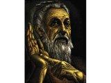 Ezekiel - a portrait by Guy Rowe